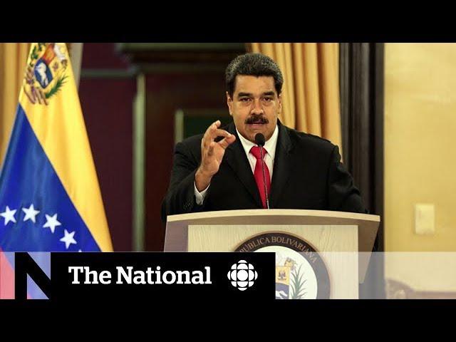 Six arrested in Venezuela after alleged assassination attempt on president