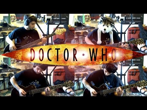 Doctor Who goes Rock - I am the Doctor & Bad Wolf Theme