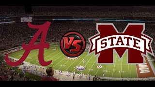 Alabama Vs Mississippi State 2018 HD