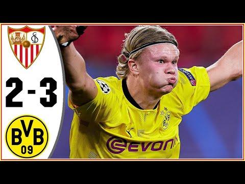 Sevilla Vs Dortmundd 2-3 - All Goals \u0026 Extended Highlights 2021