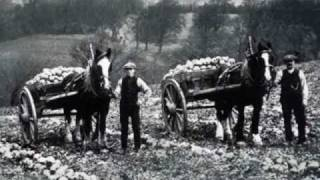 Bothy Ballad and  photos from  old farming days of North-East Scotland