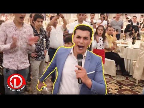 Sakit Samedov Lezginka Gecesinde Azeri Rəqqaslara Meydan Oxudu / 2018