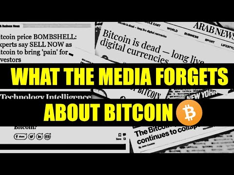 What Mass Media Gets Wrong About Cryptocurrency: Blockchain