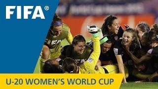 HIGHLIGHTS: U-20 Women