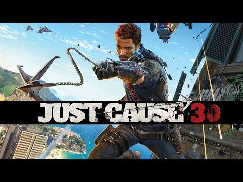 JUST CAUSE 3 Firestarter 3D SBS