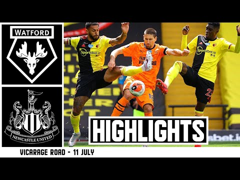 Watford 2 Newcastle United 1 | Premier League Highlights