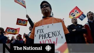 Phoenix pay system   Will Canadians ever get paid?
