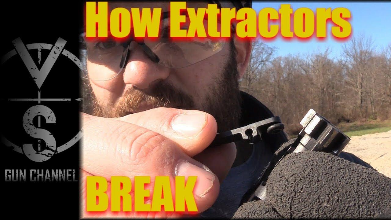 How Ar 15 Extractors Break Youtube