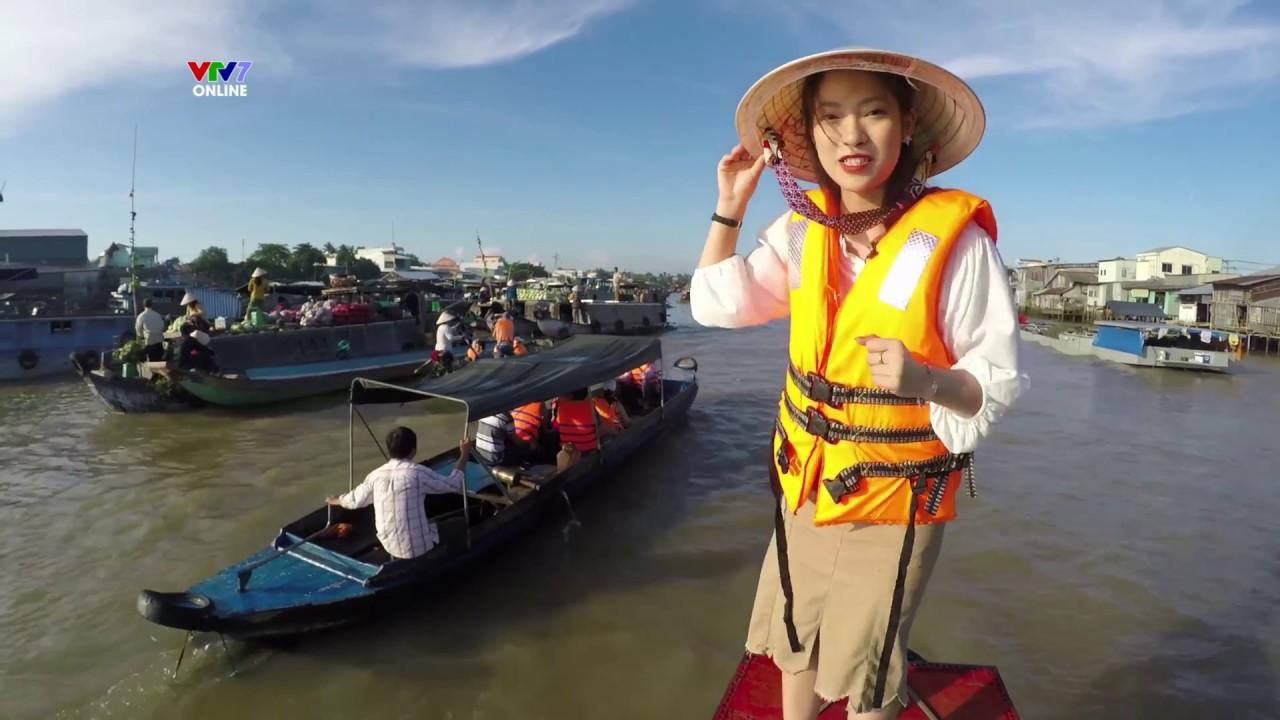 IELTS ON THE GO | Hidden Track 04: Trải nghiệm chợ nổi Cái Răng cùng Khánh Vy [ENG/VIETSUB CC]