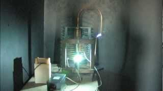 How tesla coil works
