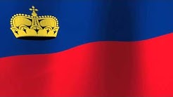 Flag of Liechtenstein - Flagge Liechtensteins