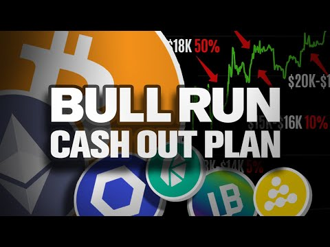 Million Dollar Cash Out Plan For The BULL RUN!!