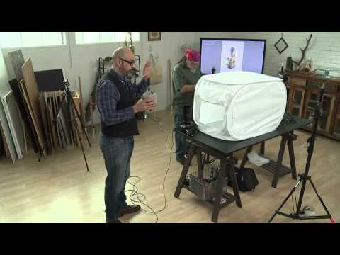 Taking Beautiful Product Photographs Using A Light Tent With Andrew Scrivani