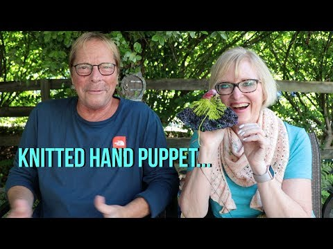 Knit Style Episode 165--Knitted Hand Puppet...