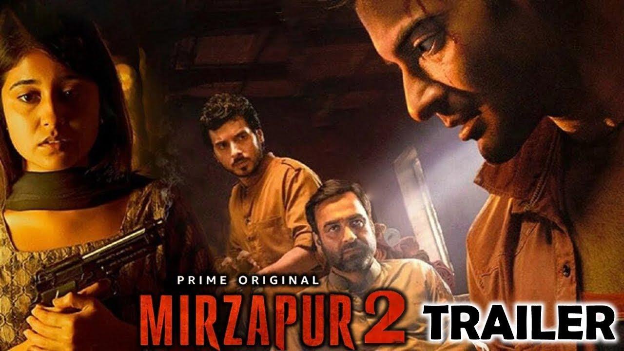 Download MIRZAPUR 2 Trailer