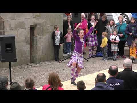Le-Ellen School Of Dancing - Dunrobin Castle 27th April 2019