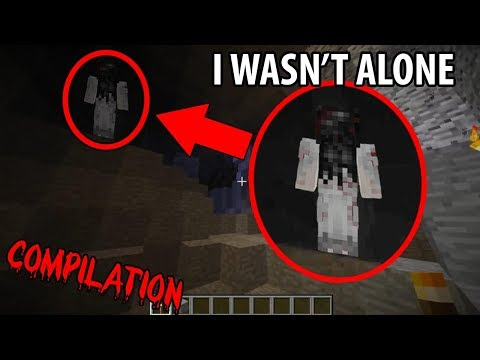 The Most TERRIFYING Moments in Minecraft (Scary Minecraft Video Compilation)