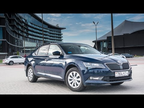 Тестдрайв: Skoda Superb 1.4tsi, 7-DSG, 2016my