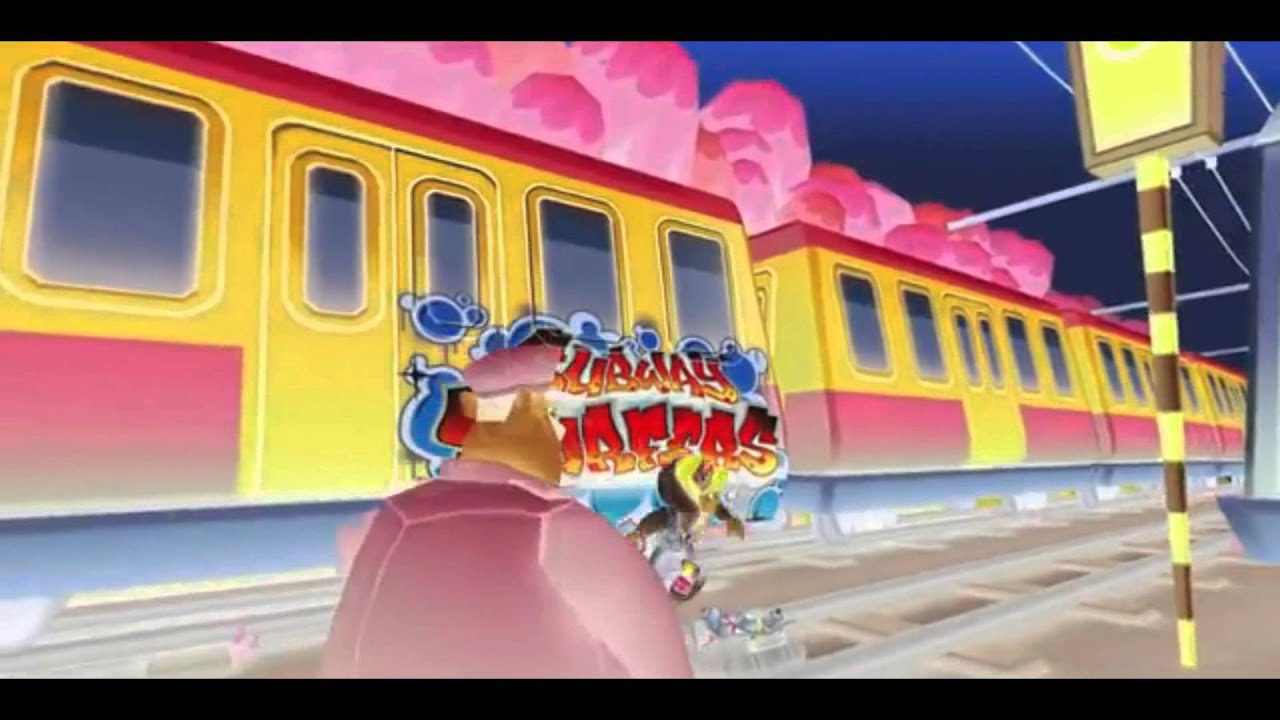 Download Subway Surfers - Launch Trailer in G Major