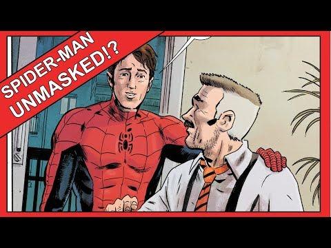 Spider Man Unmasked!?  Peter Parker:The Spectacular SpiderMan 6