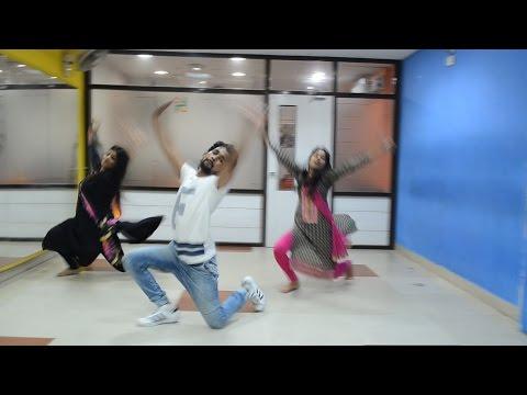 Cham Cham Dance | Baaghi | Aryan...