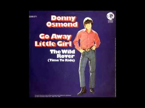 Donny Osmond - Go Away Little Girl - 1971