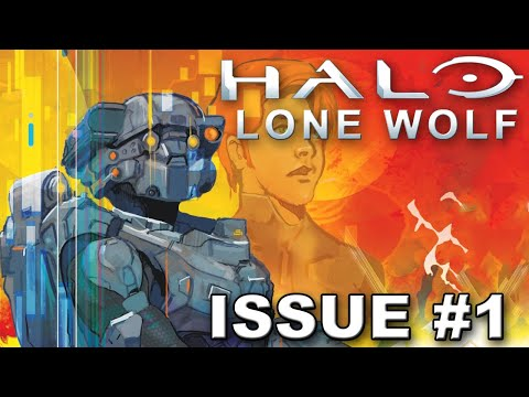 Halo: Lone Wolf - Issue 1 Review