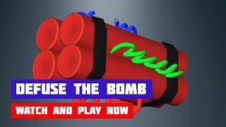 Defuse the Bomb: Secret Mission · Game · Walkthrough