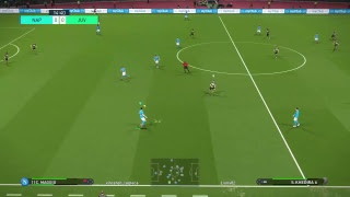 Pro Evolution Soccer 2018 - Match Live