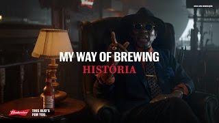 Budweiser: My Way of Brewing - História #ThisBudsForYou