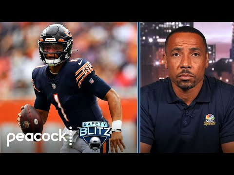 Chicago Bears, Cincinnati Bengals need to turn the page in NFL Week 6 | Safety Blitz | NBC Sports
