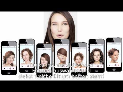 NewDo - Finde Deine Perfekte Frisur - iPhone & iPod App
