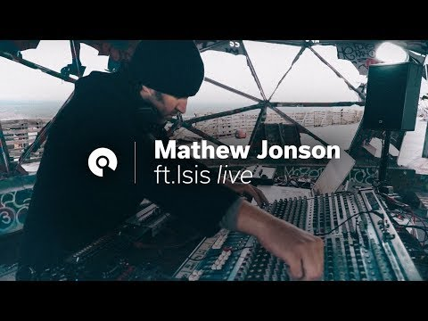 Mathew Jonson & Isis (Live) Off/BEAT @ Teufelsberg, Berlin (BE-AT.TV)