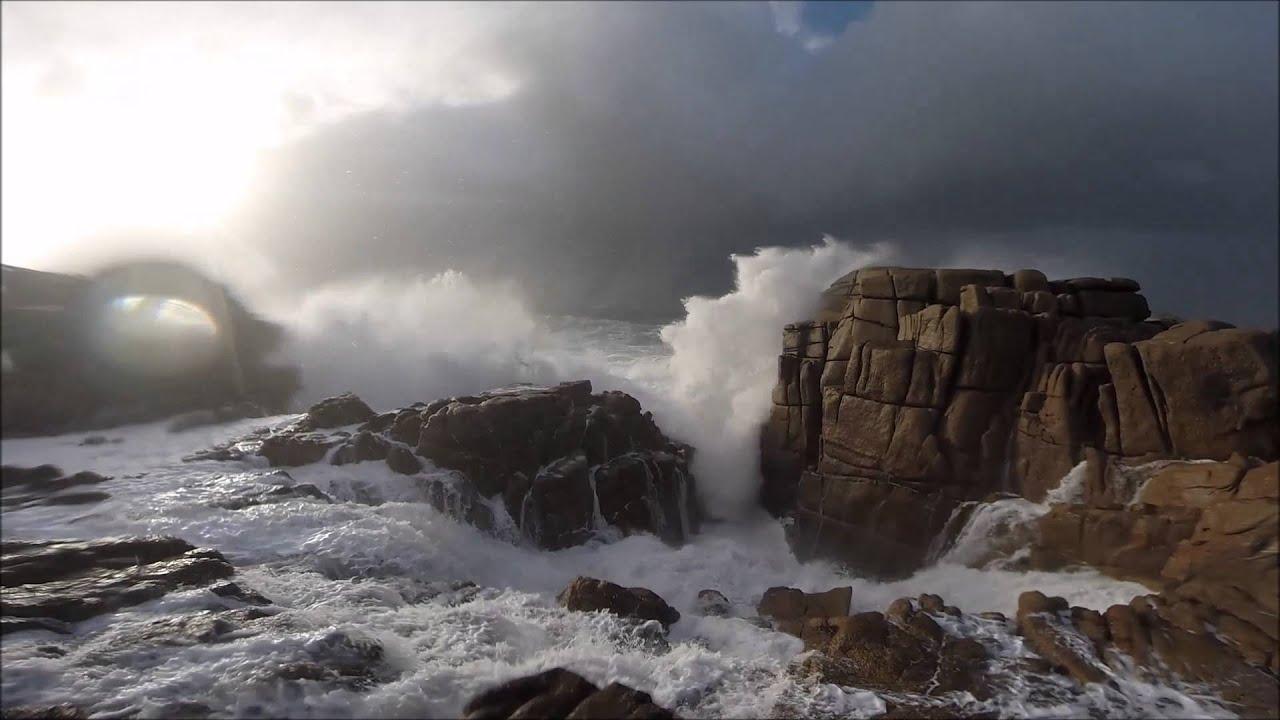 Storm Abigail, Donegal Ireland - YouTube | 1280 x 720 jpeg 98kB