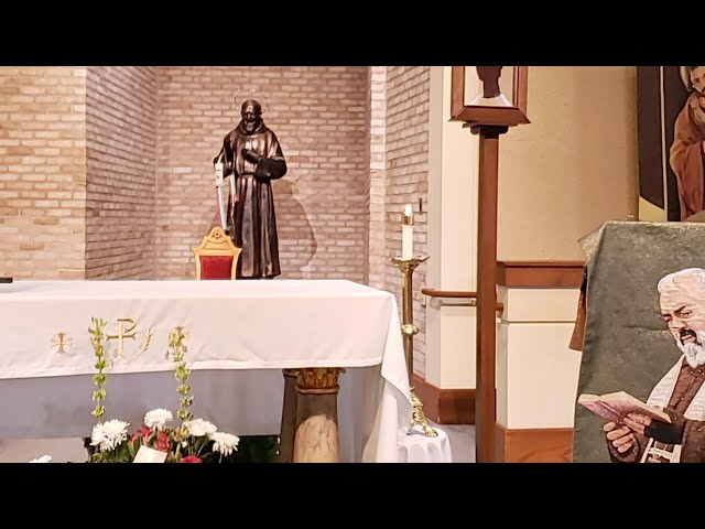 Reflection on Padre Pio and Guardian Angels
