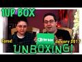 UNBOXING! 1Up Box January 2017 - FORCE! - #StarWars #Mario #SuicideSquad