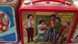 Vintage Collectible Metal Lunchboxes - DoYouRemember?