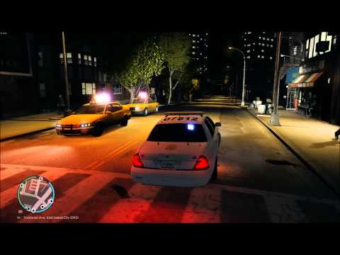 GSOC Clan- Grand Theft Auto IV LCPD:FR Episode 5: Hometown Patrol!