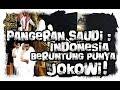 Jokowi Masuk ke Dalam Ka'bah, Pangeran Arab Sebut Indonesia Beruntung Punya Jokowi!