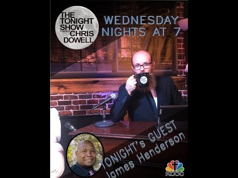 The Tonight Show   with Special Guest James Henderson