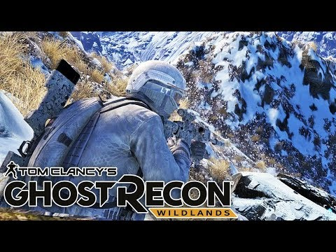 Ghost Recon: Wildlands #20 - Back In The Ice