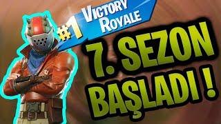 7. SEZON ÖZEL !?! CANLI YAYIN - (türkçe fortnite)