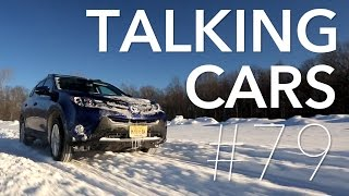 Talking Cars with Consumer Reports #79: All-Wheel-Drive: What Is It Good For?