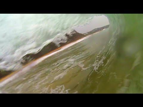 Tasty Seawater, GoPro Noob! | Raw POV #1
