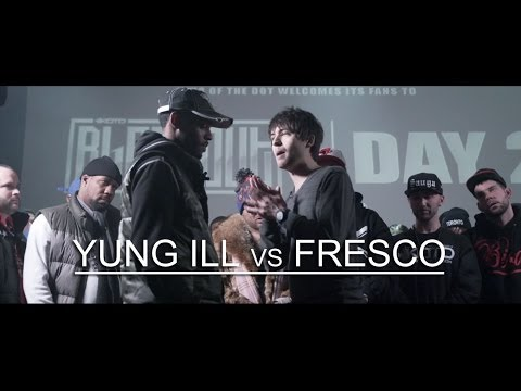 KOTD - Rap Battle - Yung Ill vs Fresco