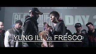 KOTD - Rap Battle - Yung Ill vs Fresco