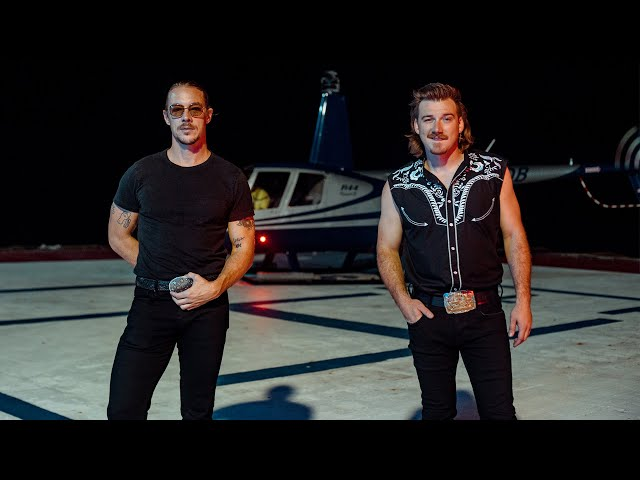 Diplo presents: Thomas Wesley - Heartless feat. Morgan Wallen (Official Music Video)