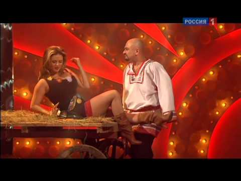 Анна Семенович   Стиляги шоу эфир от 20 11 2011