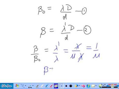 wave optics numericals