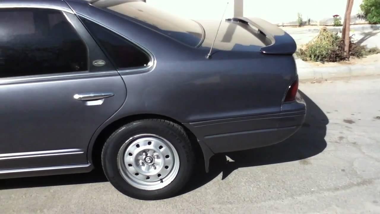 My Nissan Altima 1991 V6 - YouTube
